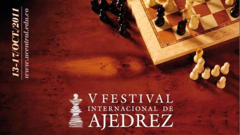 Universidad Central de Bogotá ajedrez