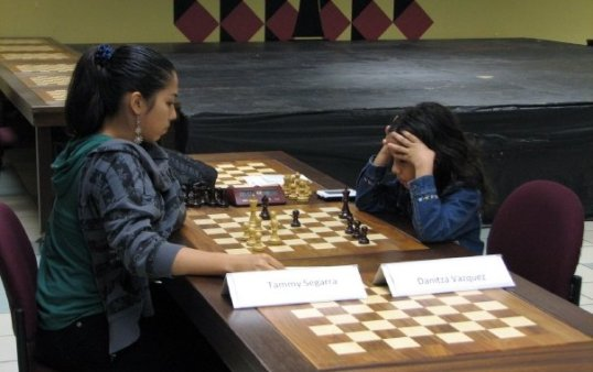 Entrevista con WIM Danitza Vasquez