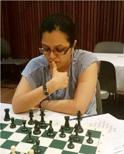 WFM. Gabriela Meléndez, El Salvador
