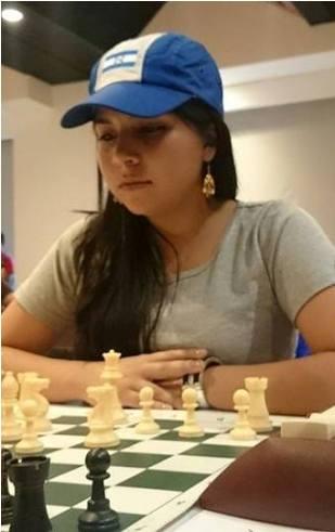 Katherine Ortiz (Honduras)