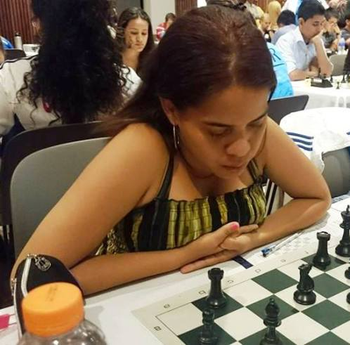 Yaleika Chung, Panamá, también se estrena como WCM