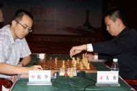 Torneo Magistral en Danzhou, China