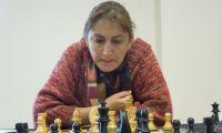 67° Campeonato Argentino Superior Femenino – Claudia Amura pateó el tablero