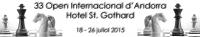 33er Abierto Internacional de Andorra St. Gothard 2015
