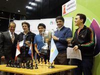 Jorge Cori campeón de la VI Copa Latina de Ajedrez 2015