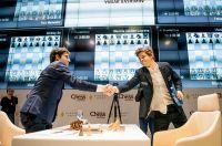 Carlsen es líder del Memorial Vugar Gashimov 2015 tras 5 rondas