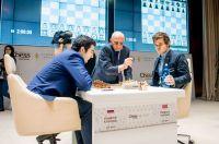 Carlsen amplía su ventaja en el Memorial Vugar Gashimov 2015
