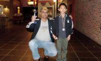 Jeffery Xiong de 14 años brilla en el Abierto de Chicago